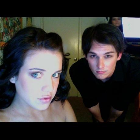 Tess Taylor and Nick Prugo