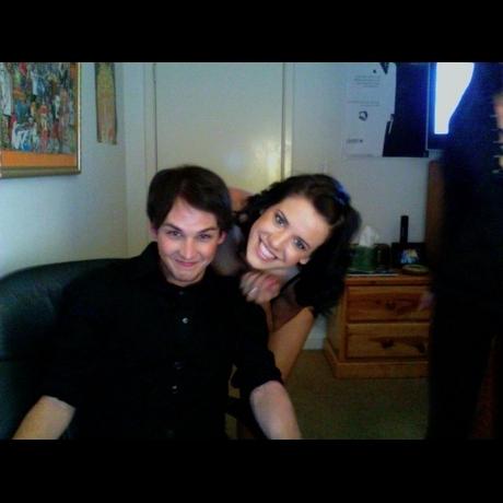 Nick Prugo and Tess Taylor