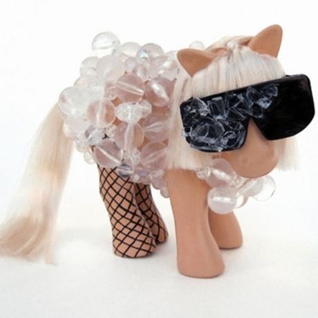 My Little Pony People Celebrity Stars