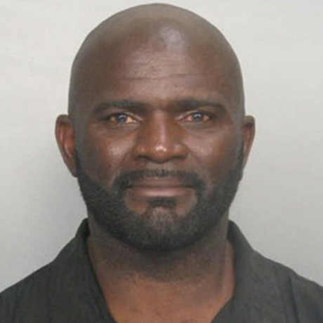 Lawrence Taylor was arrested after cops say he booked it from the scene of an accident.