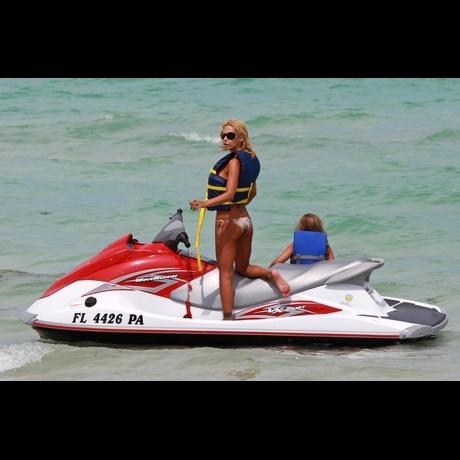 Shauna Sand Beach Bikini Miami