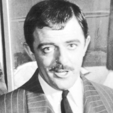 "John Astin is best known for playing Gomez Addams on the classic TV series ""The Addams Family."""