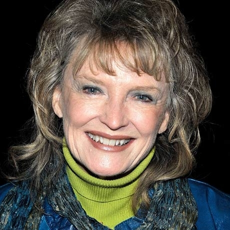 Karolyn Grimes resurfaced at some event in Hollywood, looking jolly.