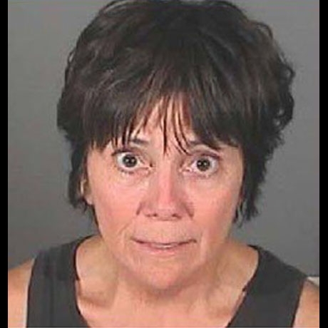 """Star of """"Three's Company"""" Joyce DeWitt was arrested in 2009 for suspicion of DUI."""