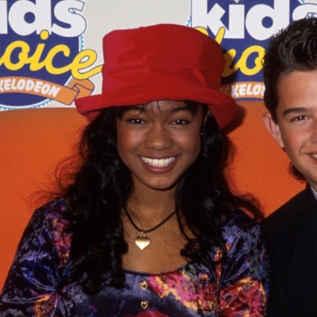 "In the '90s, Tatyana Ali became famous as Will Smith's younger cousin on ""The Fresh Prince of Bel Air."""
