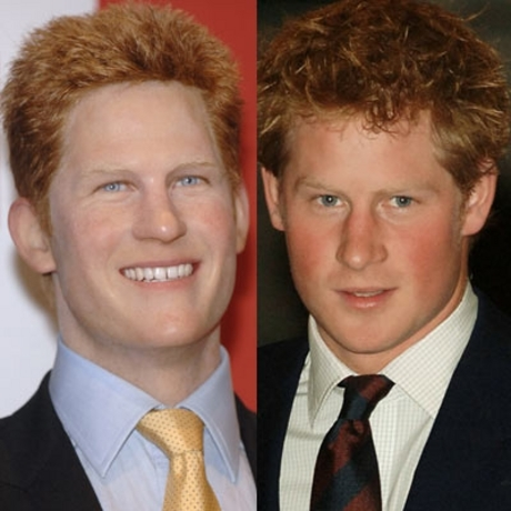 Prince Harry -- they left room for his future gin blossoms.