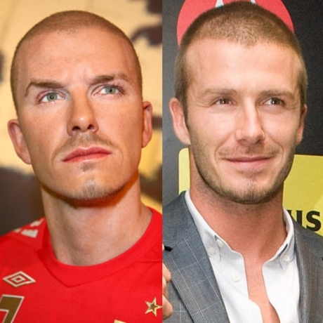Oops, they got the eyes wrong on Becks!