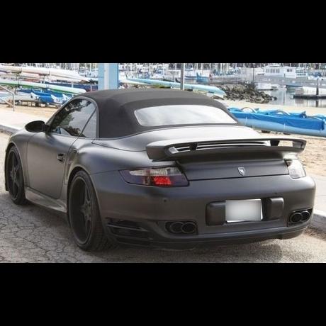 David Beckham's Pimped Out Porsche
