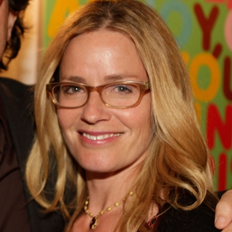 Elisabeth Shue was spotted kickin' it in Los Angeles.